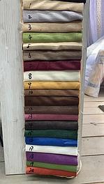 Ткань софт плотная