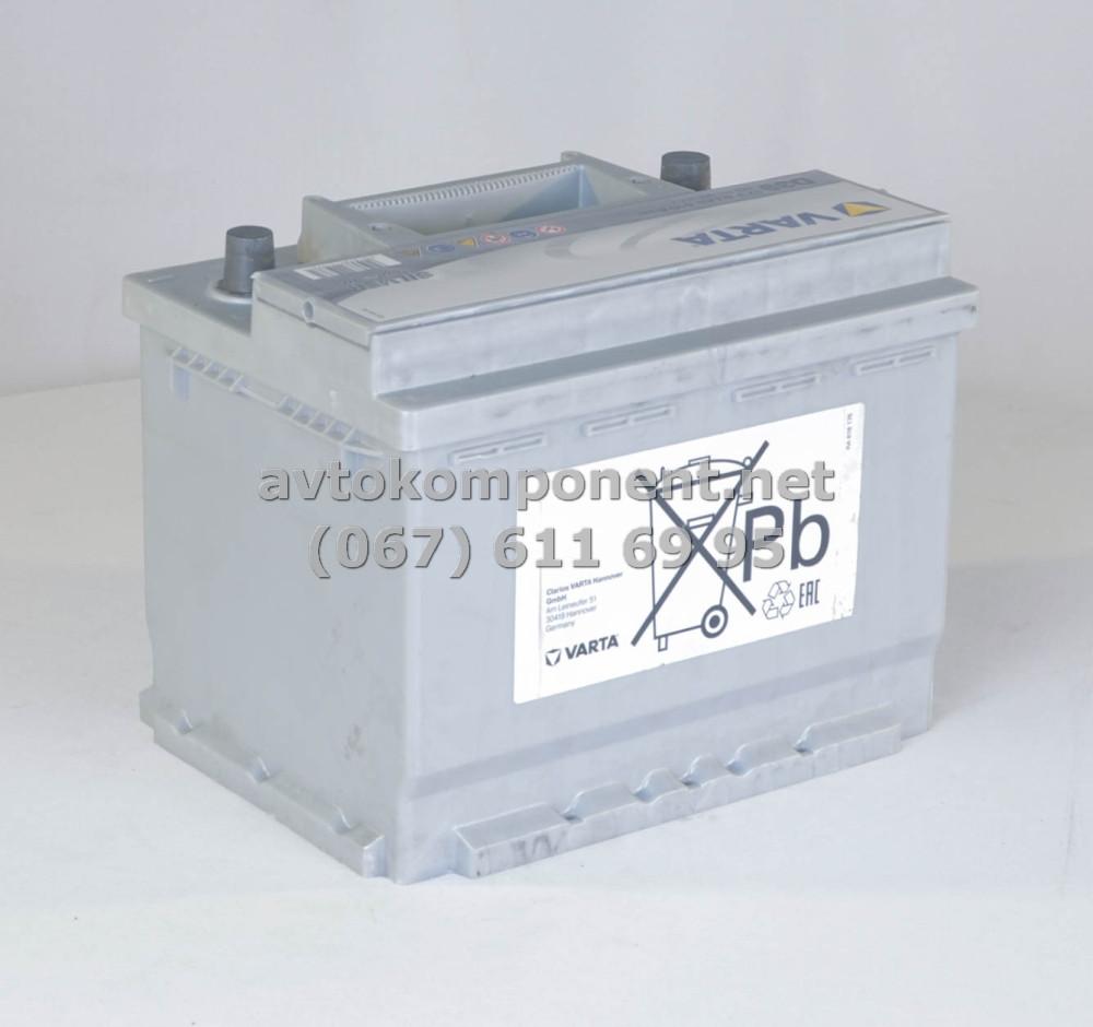 Аккумулятор   63Ah-12v VARTA SD(D39) (242x175x190),L,EN610 (арт. 563401061), AGHZX