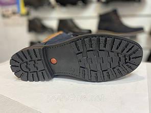 Зимние кожаные ботинки Abis, фото 2