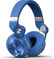 Беспроводные Bluetooth наушники Bluedio T2S с автономностью до 40 часов