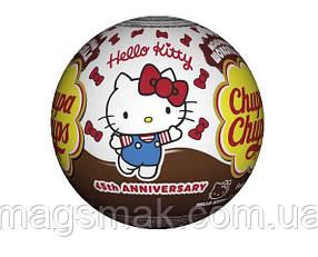 Шоколадний шар яйце c сюрпризом Chupa Chups Choco balls Hello Kitty Хелоу Кітті