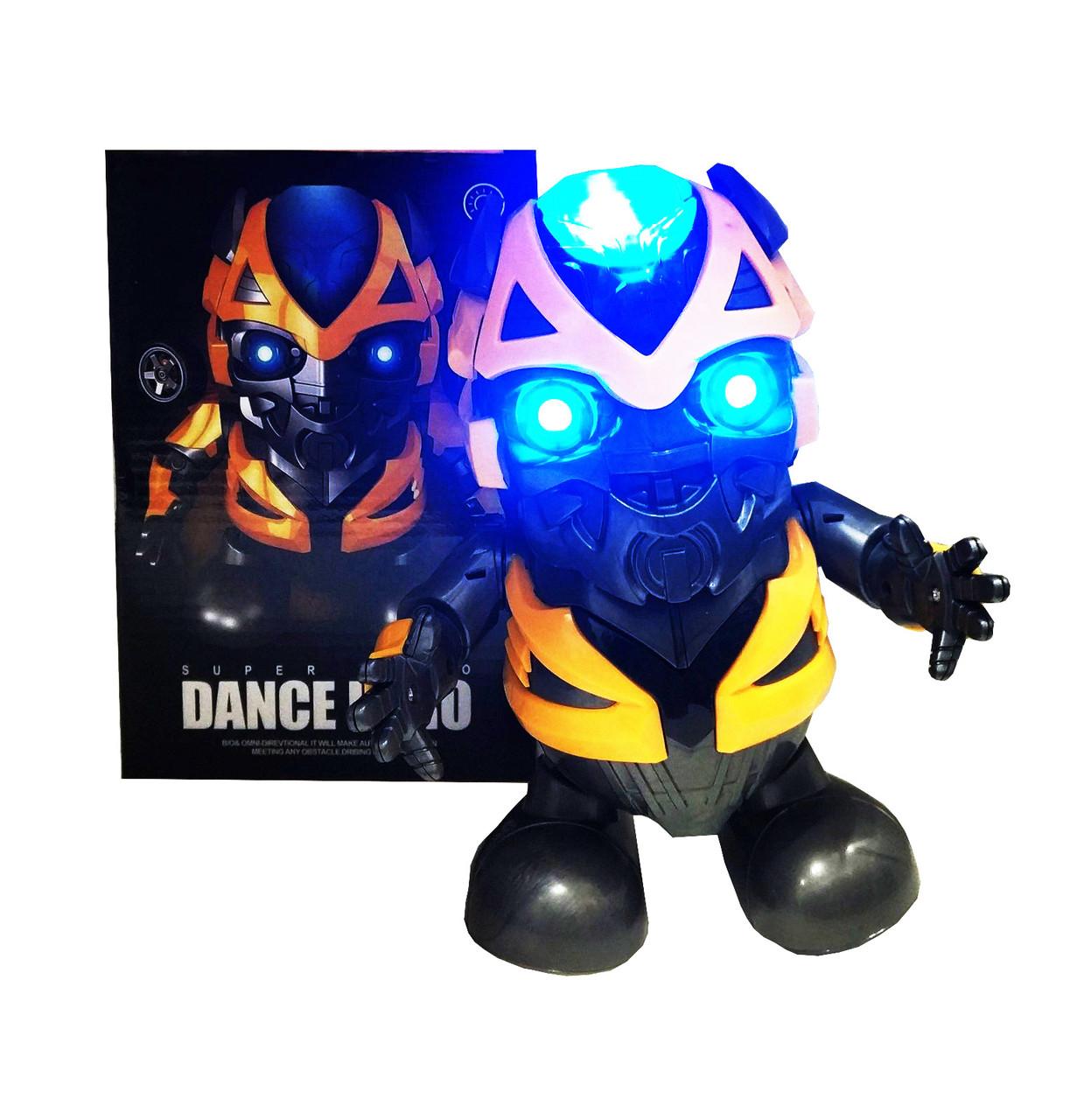Танцующий музыкальный робот GS-777248
