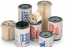 Фильтрующие элементы для сепараторов Racor