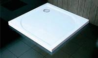 Поддон для душевой кабины 90 х 90 см мраморный Aqua-World