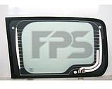 Заднее стекло левое Citroen Nemo / Fiat Fiorino / Peugeot Bipper '08- (XYG), фото 2