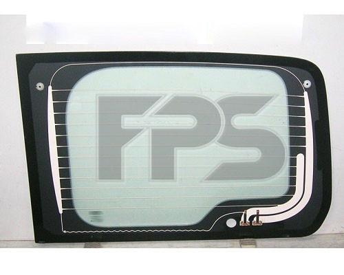 Заднее стекло левое Citroen Nemo / Fiat Fiorino / Peugeot Bipper '08- (XYG)
