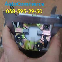 Щеточный узел FOTON 1043, FOTON 1046, DongFeng 1032 (ФОТОН 1043, Донгфенг 1044) 24V, фото 3
