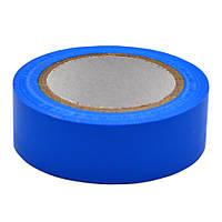 Ізоляційна стрічка синя ПВХ RZ PT131910BL, ширина 19 мм