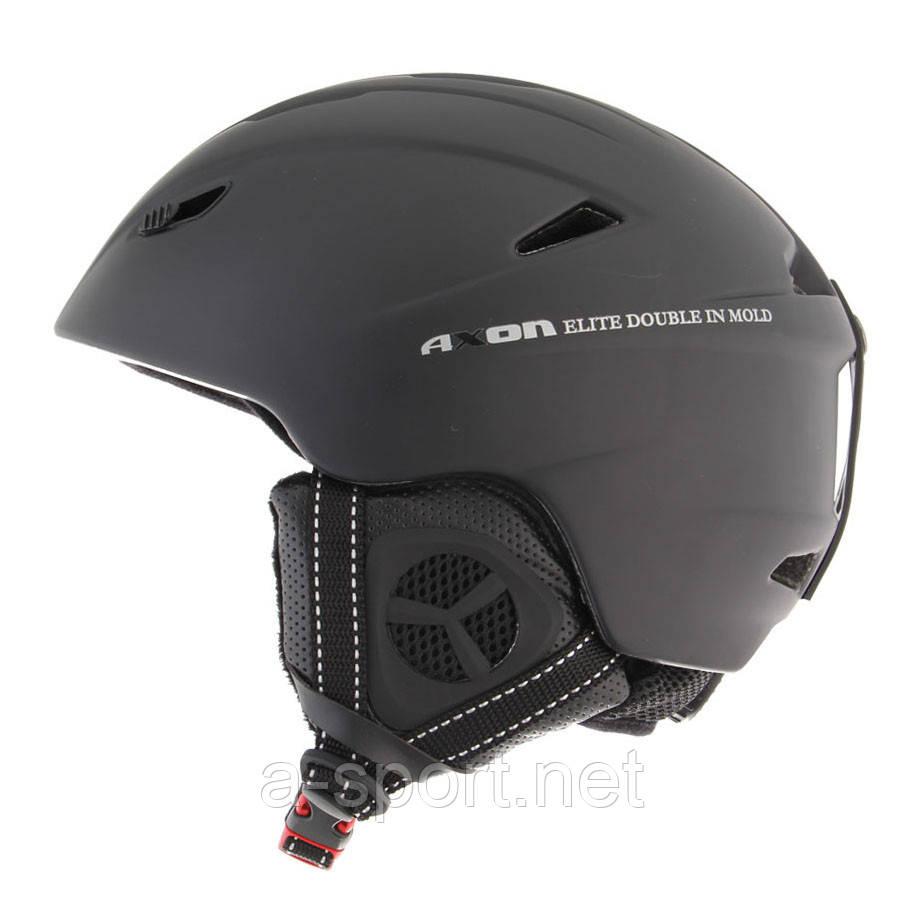 Шолом Axon  Freeride black Elite L/XL