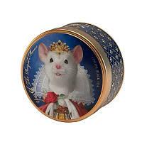 Подарок на Новый Год с символом 2020 года чай Ричард Королевские Мыши черный цейлонский 30 г в жестяной банке
