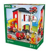 BRIO World ПУНКТ НАЗНАЧЕНИЯ Пожарное отделение 33833, фото 6