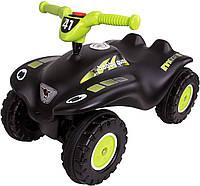 Машинка каталка Квадроцикл для гонок и защитные накладки для детской обуви BIG Bobby Quad Racing 56410, фото 1