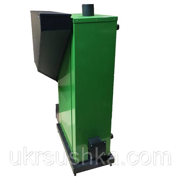 Автономный пеллетный котел с водяным контуром Ilmax-350