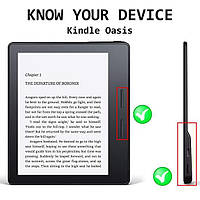 Электронная книга Amazon Kindle Oasis (2016) Black 300 dpi