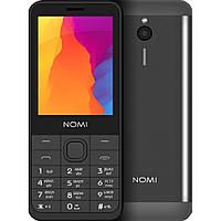 Мобильный Телефон Nomi i282 Grey (2-SIM)