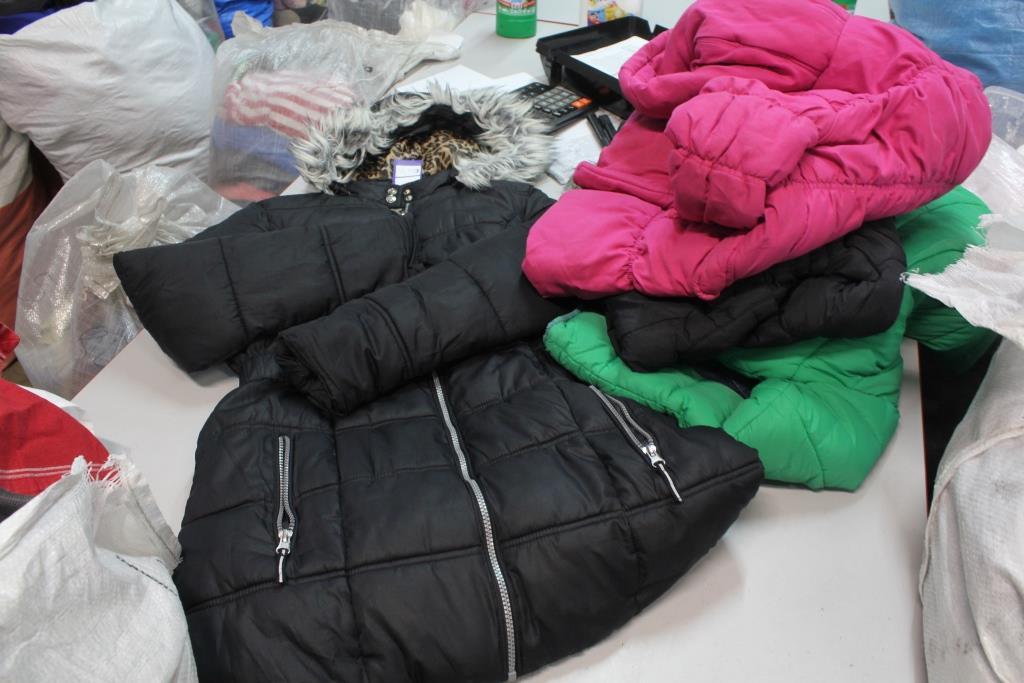 Секонд хенд,Куртки дет зима Англия
