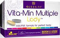 Витамины Olimp Sport Nutrition Vita-Min Multiple Lady, 60 tabl, фото 1