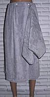 Комплект для сауны полотенце юбка + полотенце для рук и лица (S104)