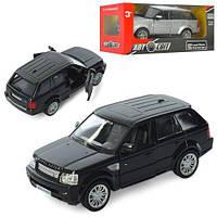 Машинка АвтоСвіт AS-1802 игрушечная металлическая машина открываются двери