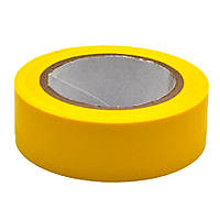 Жовта ізолента ПВХ RZ PT131910BY, 19х10, стрічка ізоляційна електротехнічна