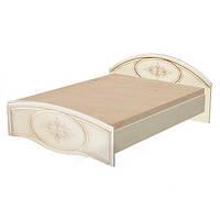 Кровать Василиса с высоким изножьем Мастер Форм
