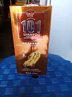 Китайский лечебный шампунь с имбирем  101