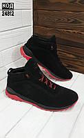 Зимние мужские кроссовки Код 24812 кр, фото 1