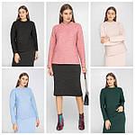Кофты, джемпера, жилетки, гольфы, толстовки, свитера, туники