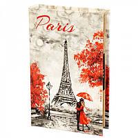 Книги сейф Париж осенью 26 см с кодовым замком, фото 1
