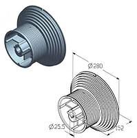 Барабан для намотування троса воріт Alutech гаражних і промислових секційних CD164Н