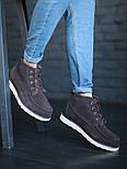 Мужские зимние ботинки UGG David Beckham шоколадные 41-45р. Фото в живую. Люкс реплика, фото 10