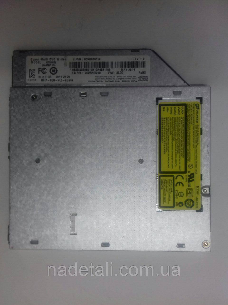 DVD RW привод SATA Slim Lenovo G50-45  AL0K113