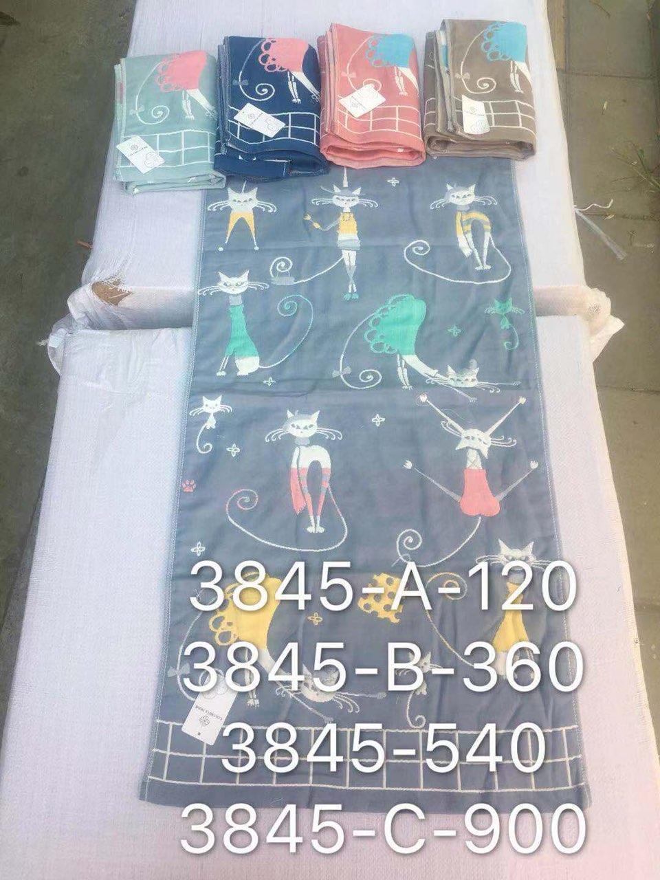 Полотенце банное льняное размер 140*70 см (от 12 шт)