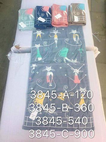 Полотенце банное льняное размер 140*70 см (от 12 шт), фото 2