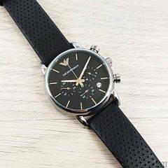Наручные часы Emporio Armani 1733 Black-Silver