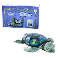 """Ночник - проектор """"Черепаха"""" ТМ Limo Toy YJ-3"""