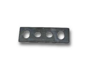 Пластина трения (регулировочная) прокладочная Дон-1500 214.25.45.503.0