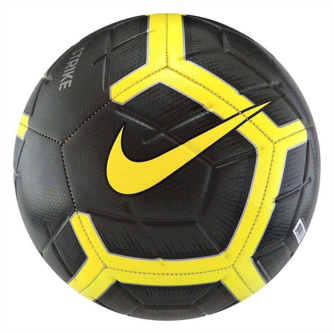 Мяч Футбольный Nike Strike Team №5 SC3310-060 Черный (886066127581)
