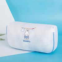Мешочек для стирки вещей Мишка, Мішечок для прання речей Ведмедик, Органайзеры для вещей и обуви