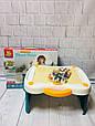 Игровой столик - песочница с конструктором арт. 1039, фото 3