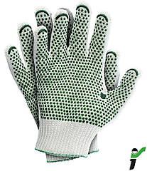 Перчатки защитные трикотажные RJ-HTV