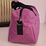 Сумка спортивная дорожная женская мужская Puma 25л, фото 7