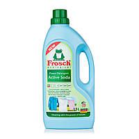 Жидкое средство для стирки Сода 1.5 л, Frosch Фрош