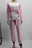 Пижамы женские оптом, Hello Kitty, S-XL,  № 833-461