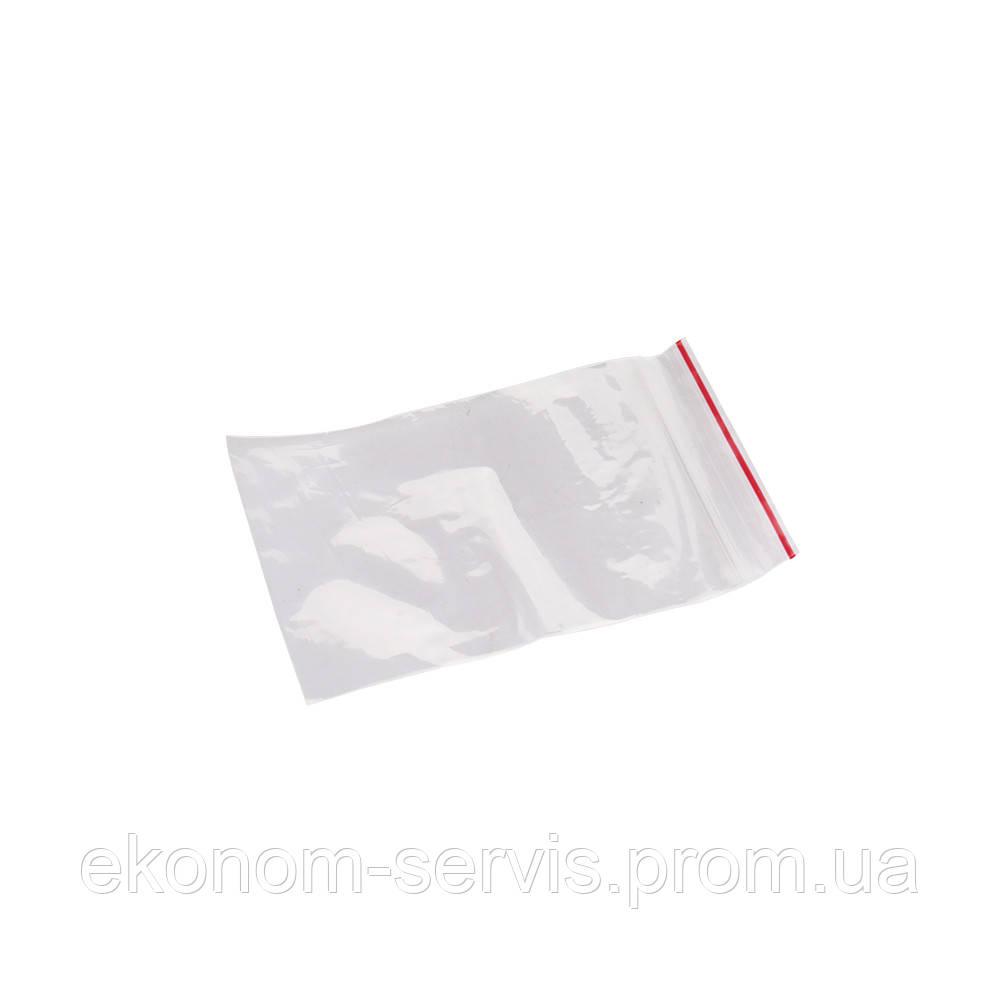 Пакети-зипперы для зберігання 7*10 (уп.100 шт)