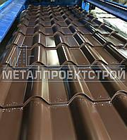 Изготовление и монтаж металлочерепицы