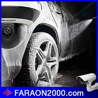 Учет автомобилей на автомойке с системой видеонаблюдения