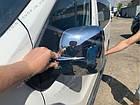 Накладки на зеркала заднего вида Opel Vivaro 2014-2019, фото 3