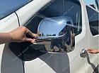 Накладки на зеркала заднего вида Opel Vivaro 2014-2019, фото 5