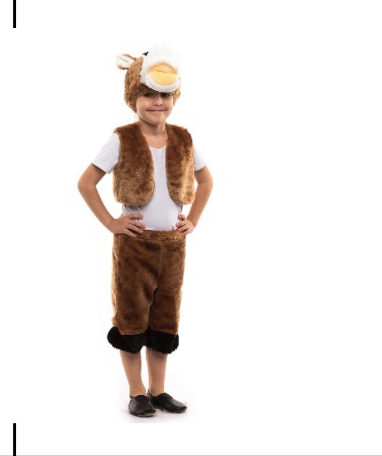 Карнавальный костюм Лошадка коричневая